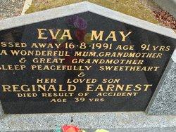Eva May Collins