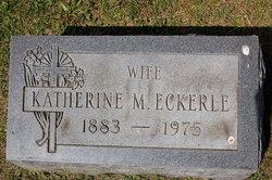 Katherine M. Eckerle