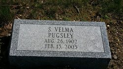 S. Velma Pugsley