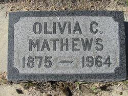 Olivia C. <I>Murphy</I> Mathews