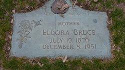 """Eldora """"Allie"""" <I>Beck</I> Bruce"""