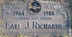 Earl J Richards