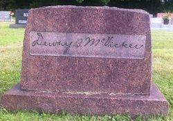 Dewey B. McVicker