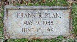 Frank R. Plan