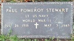 Paul Pomeroy Stewart