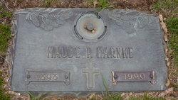 Maude P. <I>Bruce</I> Harnke