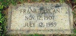 Frank E. Plan