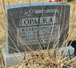 Wendy <I>Dyment</I> Opalka