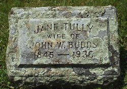 Jane <I>Tully</I> Budds
