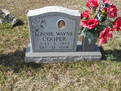 Lonnie Wayne Cooper