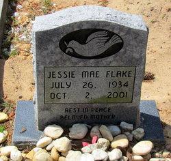 Jessie Mae Flake