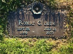 Robert George Blum
