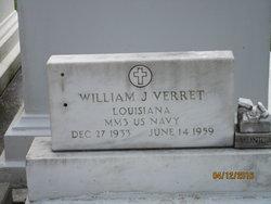 William Joseph Verret