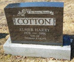 Elmer Harry Cotton