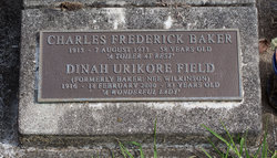 Dinah Urikore <I>Wilkinson</I> Field