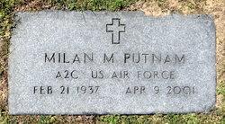 """Milan Marvin """"Putt"""" Putnam"""