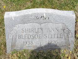 Shirley Ann Bledsoe Steele