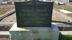 Mary <I>Neville</I> Furlong