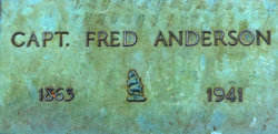 CPT Fred Anderson