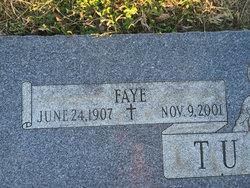 Faye <I>Gerard</I> Turner