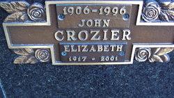 Elizabeth <I>Borradaile</I> Crozier