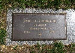 Paul J. Schrock