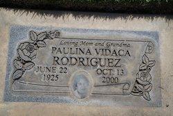 Paulina <I>Vadaca</I> Rodriguez