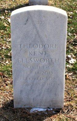 Theodore Kent Ellsworth