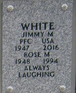 Rose M White