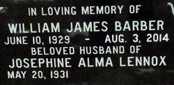 William James Barber