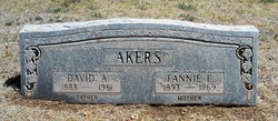 David Auther Akers