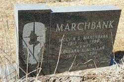 Melvin George Marchbank