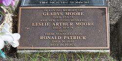 Gladys <I>Smith</I> Moore