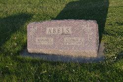 Margaret <I>Stonebraker</I> Abels