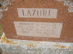 Edna Ethel <I>Morrison</I> Lazure