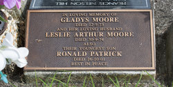 Ronald Patrick Moore