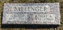 Bertie M. Ballenger