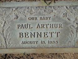 Paul Arthur Bennett