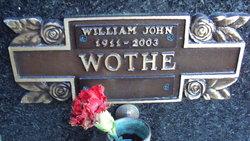 William John Wothe