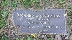 Richard C. Clemmons
