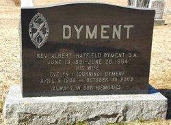 Evelyn I <I>Durning</I> Dyment