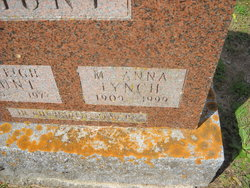 M. Anna <I>Lynch</I> Hunt