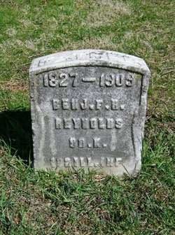 Benjamin F.H. Reynolds