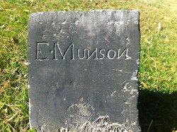 E. Munson
