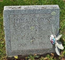 Leola F. <I>Cross</I> Castor