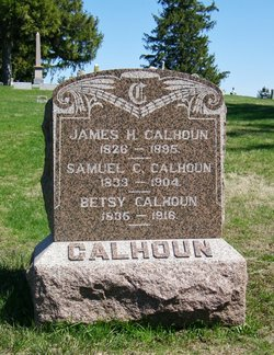 James Hultz Calhoun