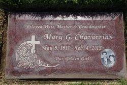 Mary G Chavarrias
