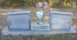 Charles H. Gaines