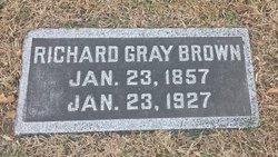 Richard Gray Brown
