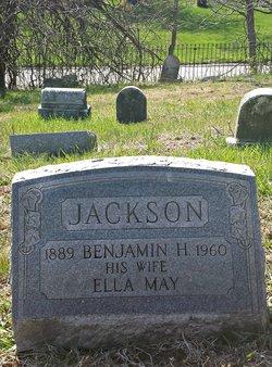 Ella May <I>Tinson</I> Jackson